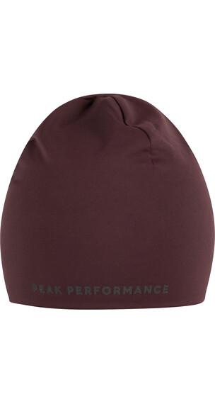Peak Performance Trail Hat Mahogany